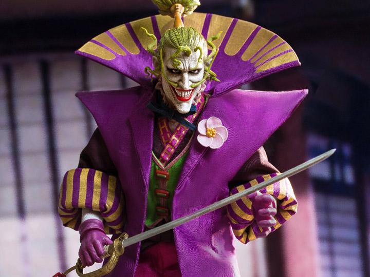 Batman Ninja Lord Joker 1 6 Scale Figure