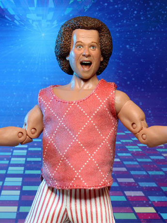Richard Simmons Figure