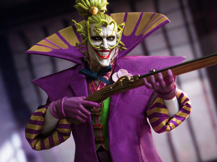 Batman Ninja Lord Joker Deluxe 1 6 Scale Figure