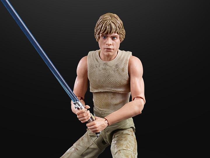 "Black Series Dagobah 40th Anniversary ESB Star Wars Luke - 6/"" Figure"