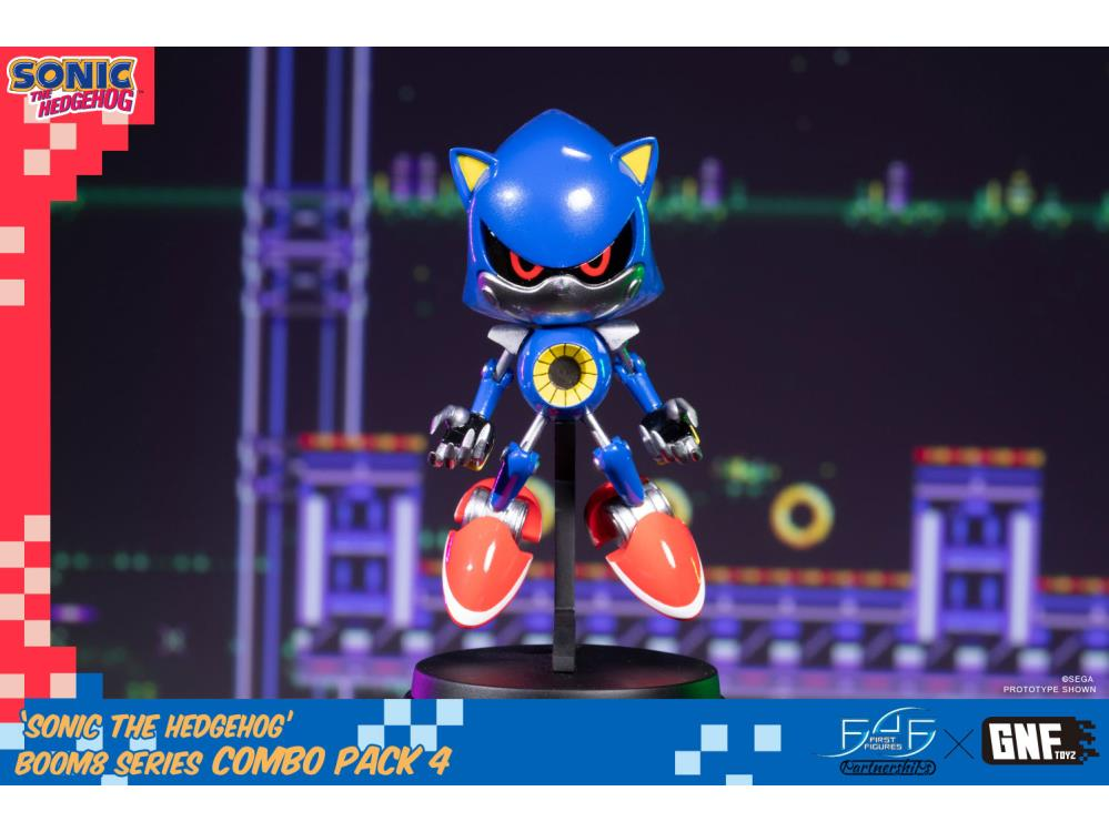 Sonic The Hedgehog Boom8 Vol 7 Metal Sonic