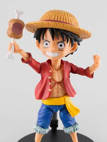 Save 67% - $24.99 Fever Toys Luffy Action Figure