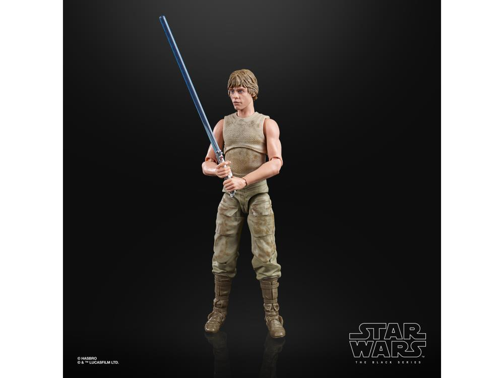 Star Wars 40th Anniversary Black Series 6 Inch Action Figure Wave 5 PRE-ORDER