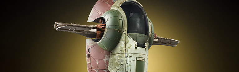 Star Wars: The Vintage Collection Boba Fett's Slave 1 (Empire Strikes Back)