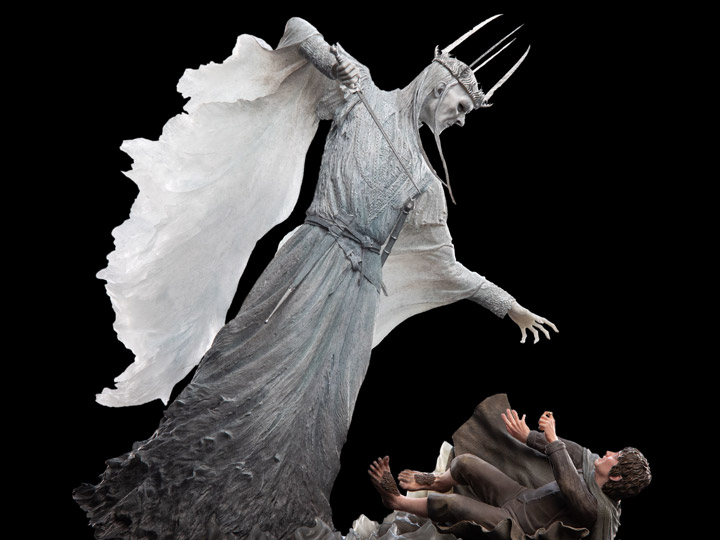 The Lord of the Rings The Witch-King & Frodo at Weathertop 1/6 Scale Limited Edition Statue