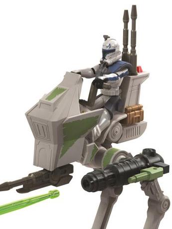 Star Wars Mission Fleet Expedition Class Clone Combat Set
