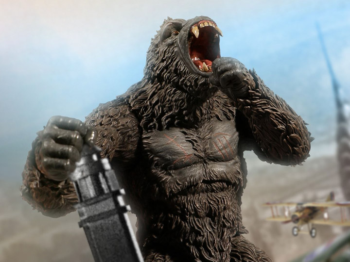 Mezco King Kong of Skull Island Figure