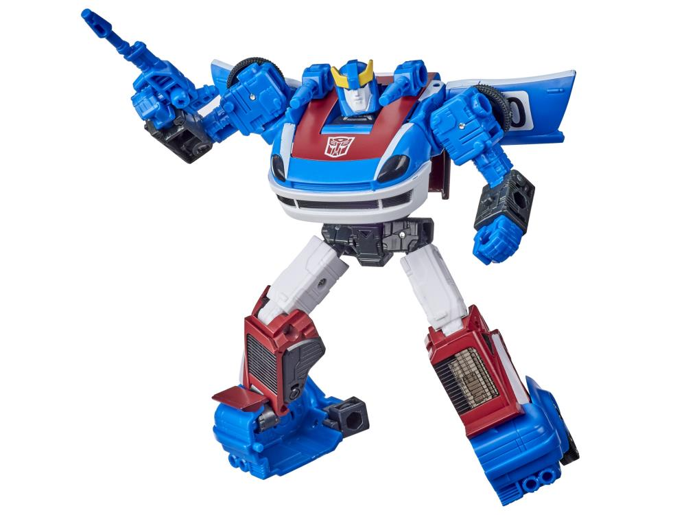 Transformers War for Cybertron: Earthrise Deluxe Smokescreen Gallery Image 4