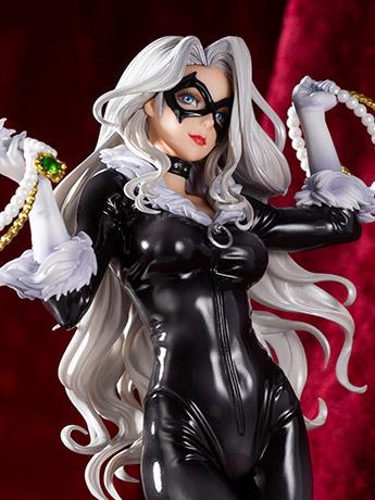 Marvel Bishoujo Black Cat Steals Your Heart