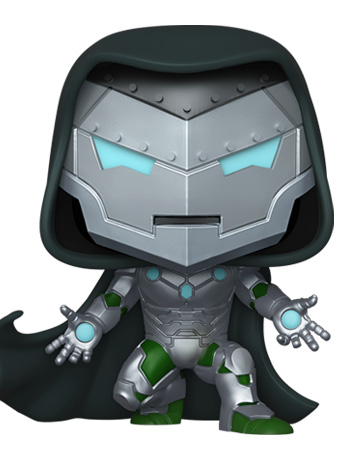 Pop! Marvel: Infamous Iron Man PX Previews Limited Edition Exclusive