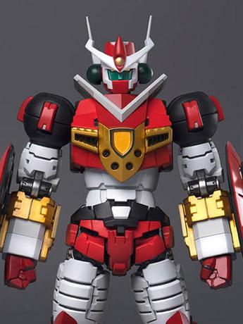 Mechander Robo Carbotix Tri-Attack! Mechander Robo