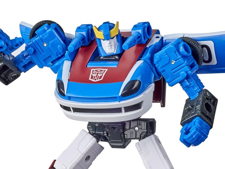 Earthrise Deluxe Smokescreen Transformers War For Cybertron