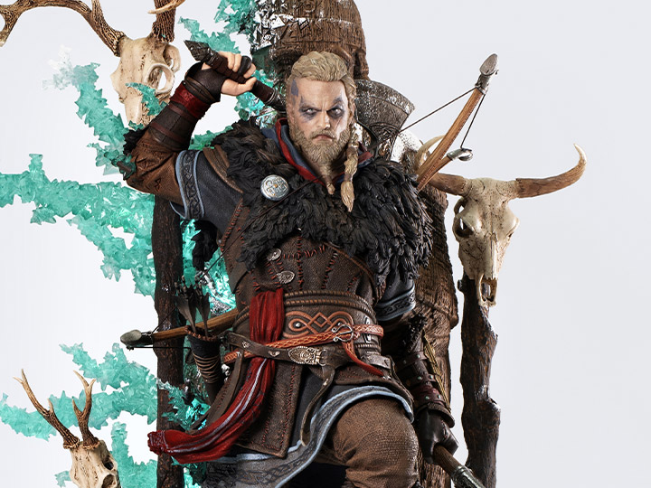 Assassin S Creed Valhalla Eivor Statue 1 4 Scale