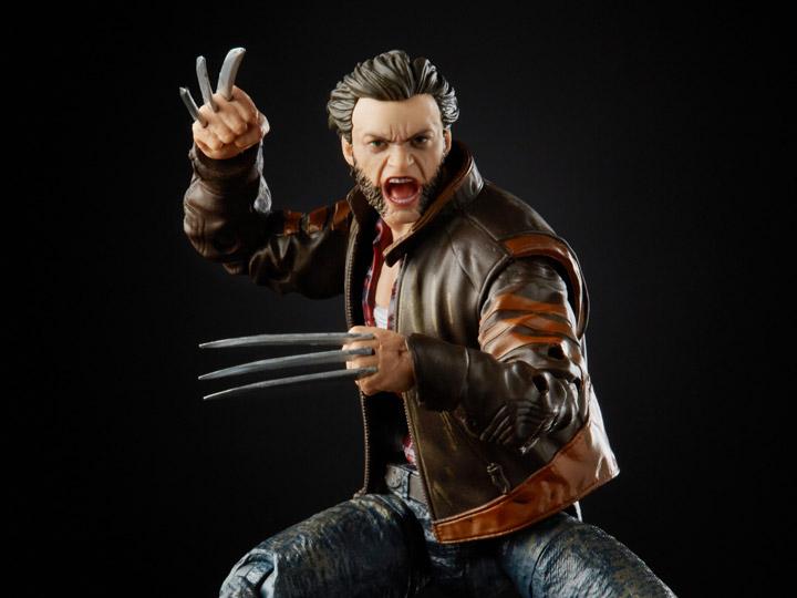 X Men 2000 20th Anniversary Marvel Legends Wolverine