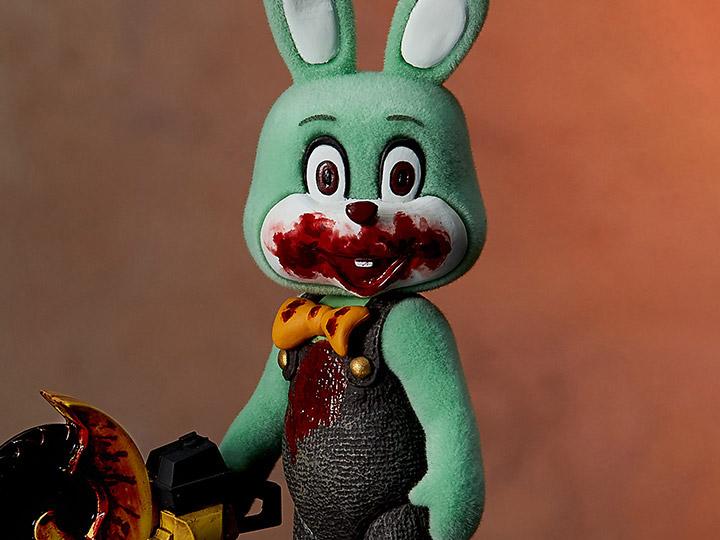 Silent Hill 3 Robbie The Rabbit Green Ver Mini Figure