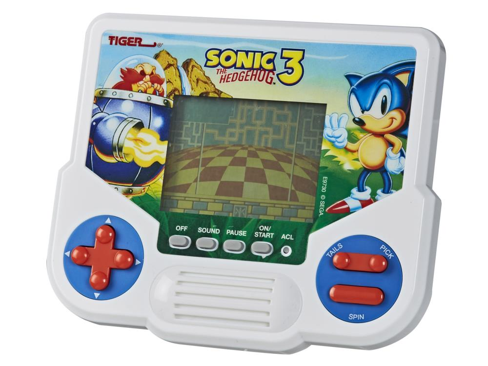 Sonic The Hedgehog Tiger Electronics Hand Held Video Game