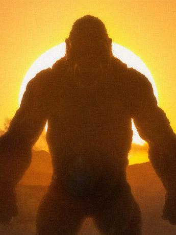 Kong: Skull Island Kong Exclusive Figure