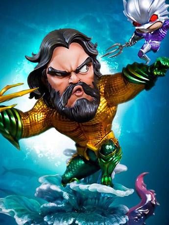 Aquaman SD Limited Edition Statue