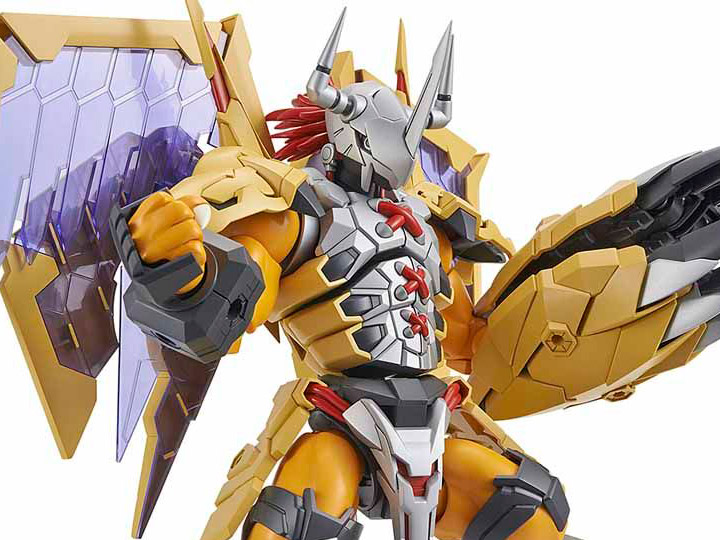 Digimon Wargreymon Amplified Figure-rise Standard Model Kit* BRAND NEW*