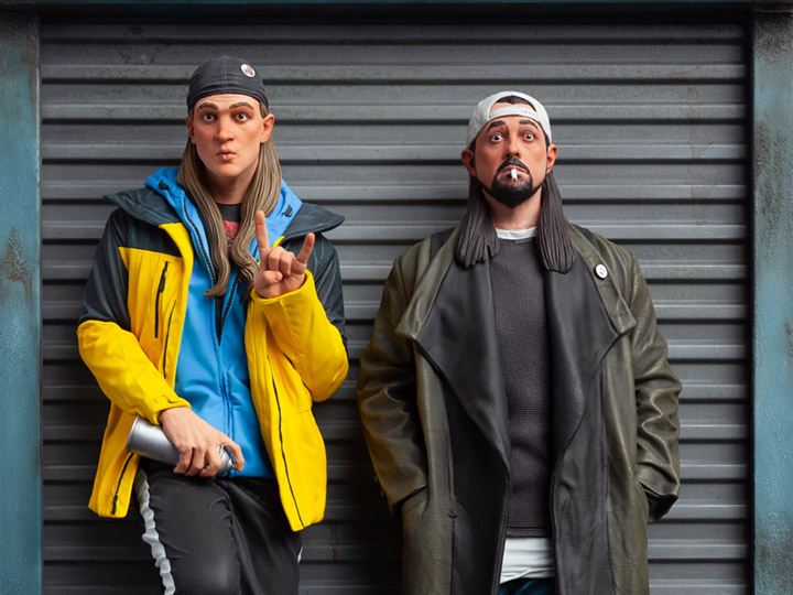 Jay and Silent Bob 1/6 Scale Limited Edition Statue