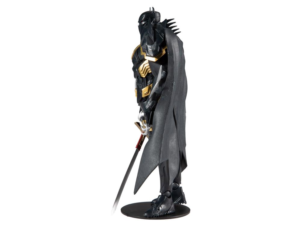 """Details about  /McFarlane Toy DC Azrael in Batman Armor Curse The White Knight 7/"""" Action Figure"""