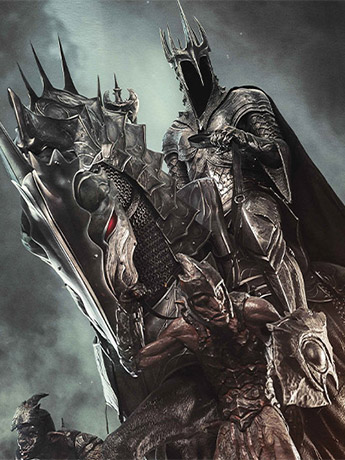 The Lord of the Rings John Howe Artist Series The Witch King (Regular) Limited Edition Statue