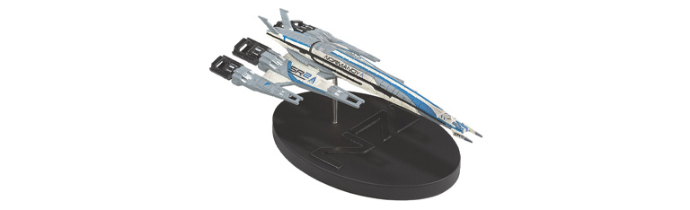Mass Effect Alliance Normandy SR-2 Ship Replica (Reissue)