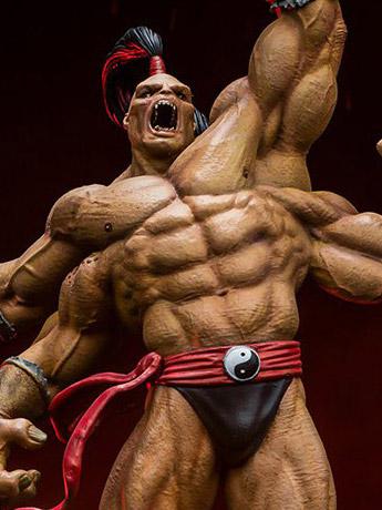 Mortal Kombat Goro 1/10 Art Scale Statue