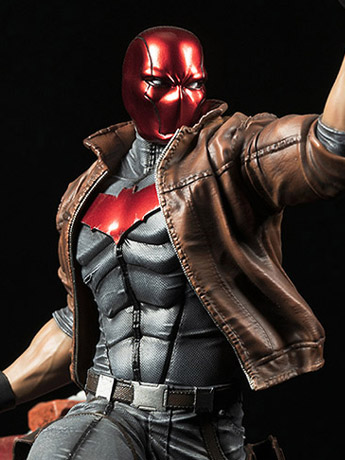 DC Premium Collectibles DC Rebirth Red Hood Limited Edition Statue