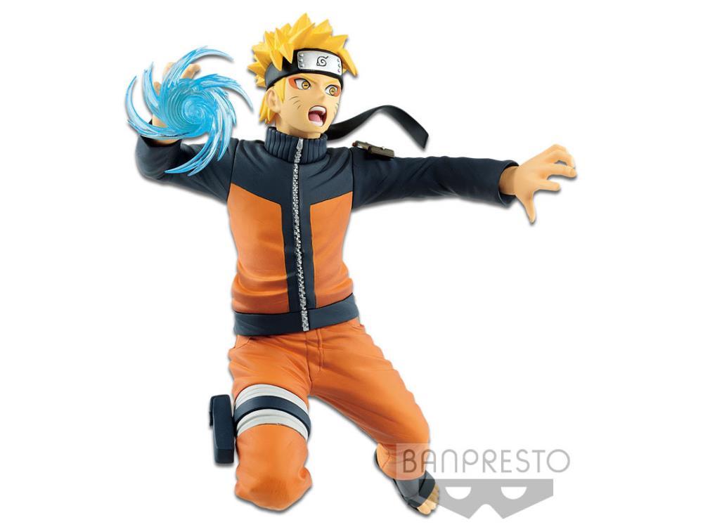 Banpresto Naruto Shippuden Vibration Stars Sage Mode Uzumaki Naruto