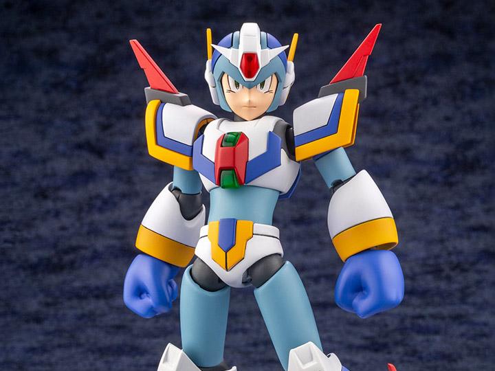 Mega Man X4 Force Armor X 1/12 Scale Model Kit