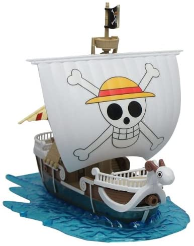COING MERRY GRAND SHIP COLLECTION 003 BANDAI ONEPIECE