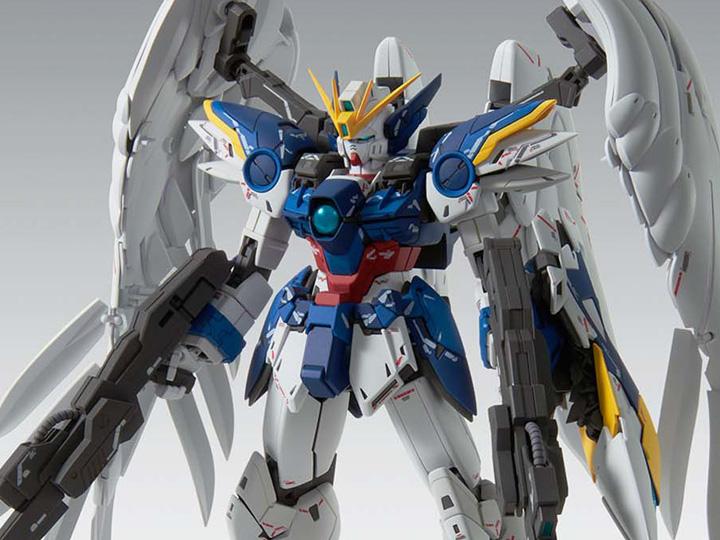 Gundam Mg 1 100 Wing Gundam Zero Ew Ver Ka Model Kit