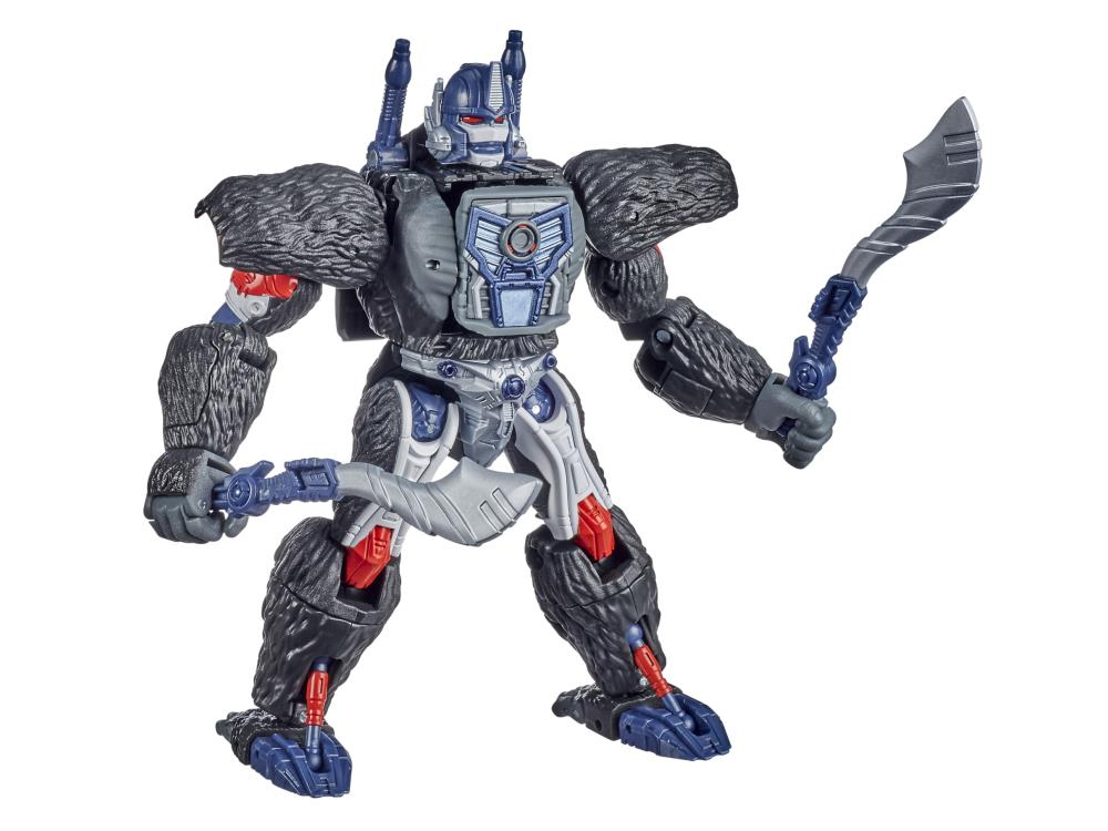 Transformers War for Cybertron: Kingdom Voyager Optimus Primal Gallery Image 9