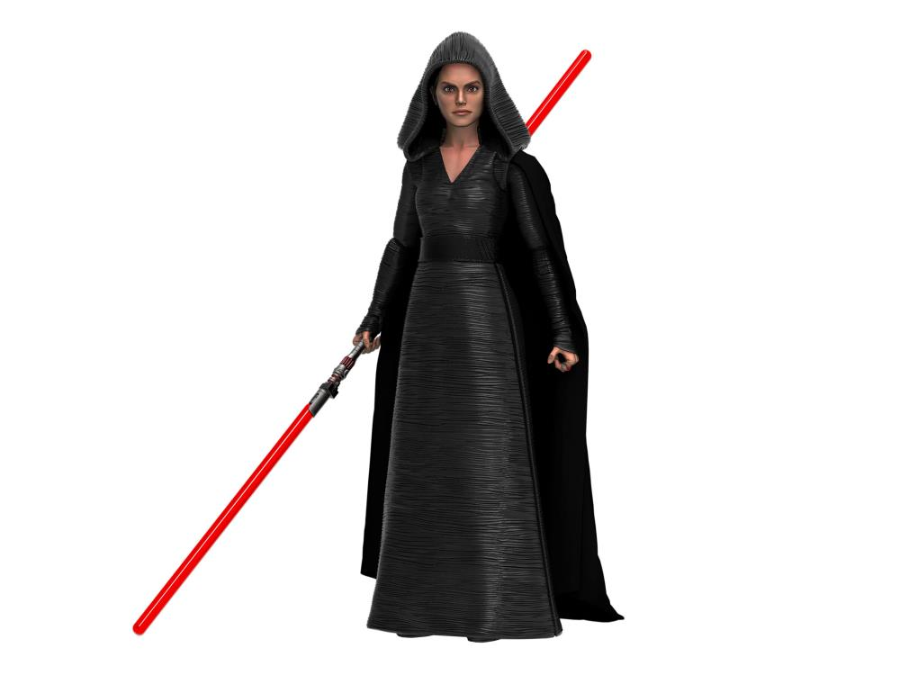 """Star Wars: The Black Series 6"""" Dark Rey (The Rise of Skywalker) Gallery Image 2"""