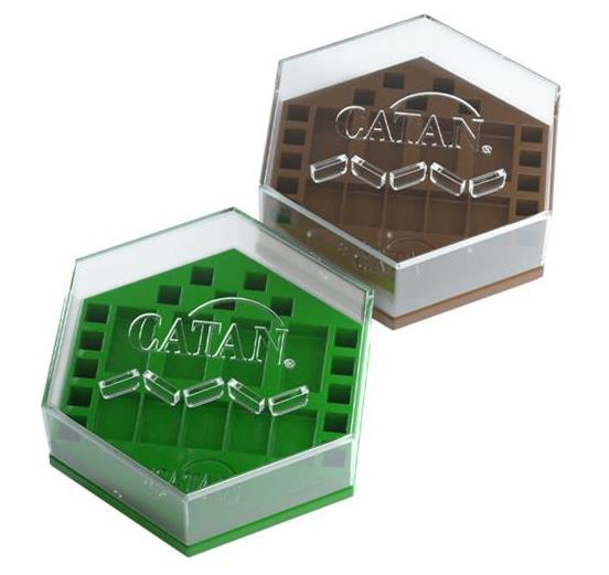 Catan Hexadocks Extension Set Game Components Storage