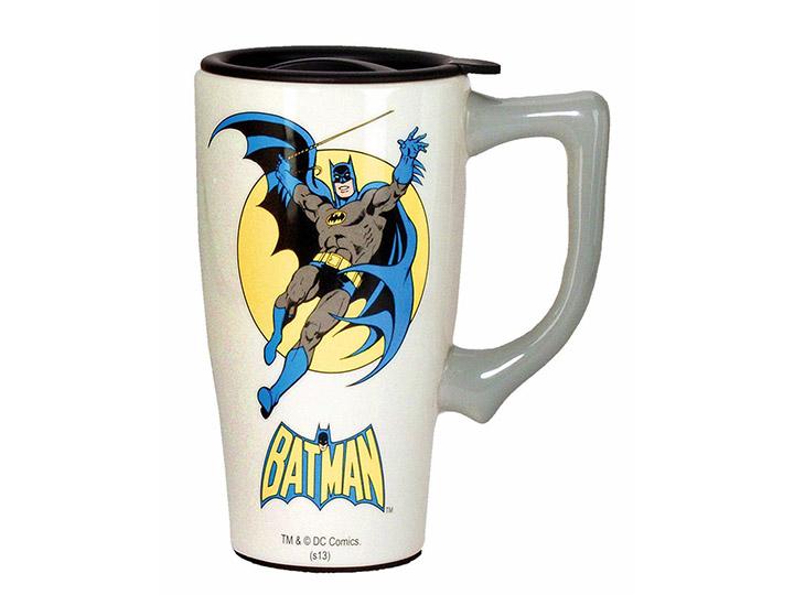 Justice League Travel Coffee Mug Cup Batman Superman Flash Christmas Gift 131I1