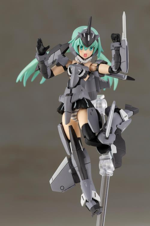 FRAME ARMS GIRL : STYLET XF-3 LOW VISIBILITY VER. - Rise