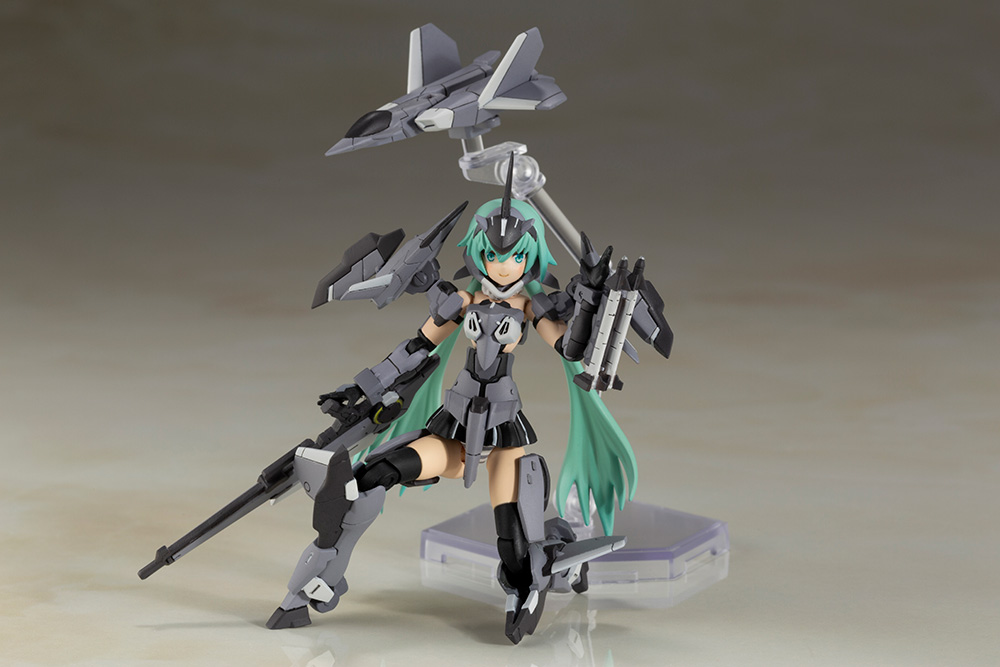 Frame Arms Girl Plastic Model Kit Stylet XF-3 Low