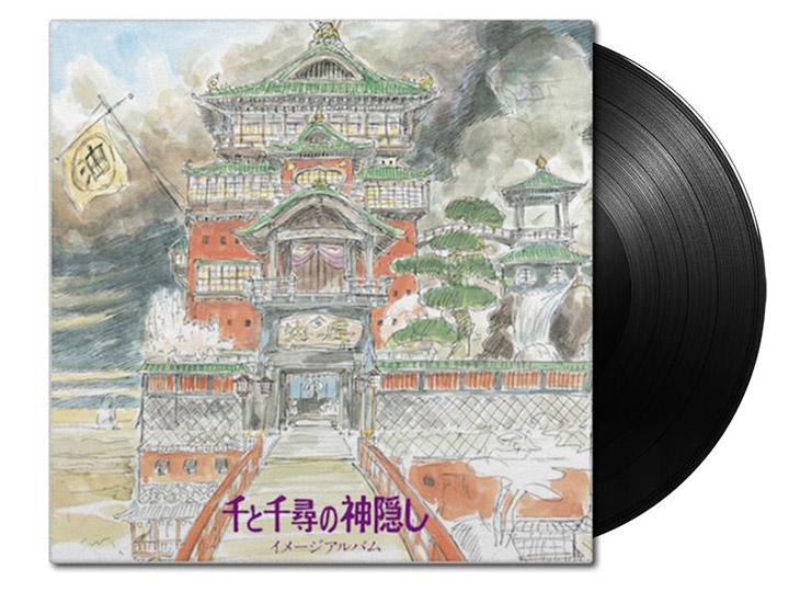 Spirited Away Image Album Lp Vinyl
