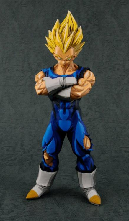 Dragon Ball Z Grandista Super Saiyan Vegeta Manga Dimensions Figure New In Box