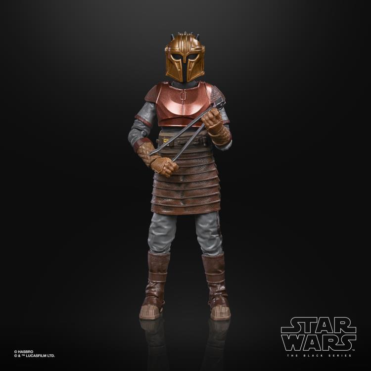 """Star Wars: The Black Series 6"""" The Armorer (The Mandalorian) Gallery Image 2"""