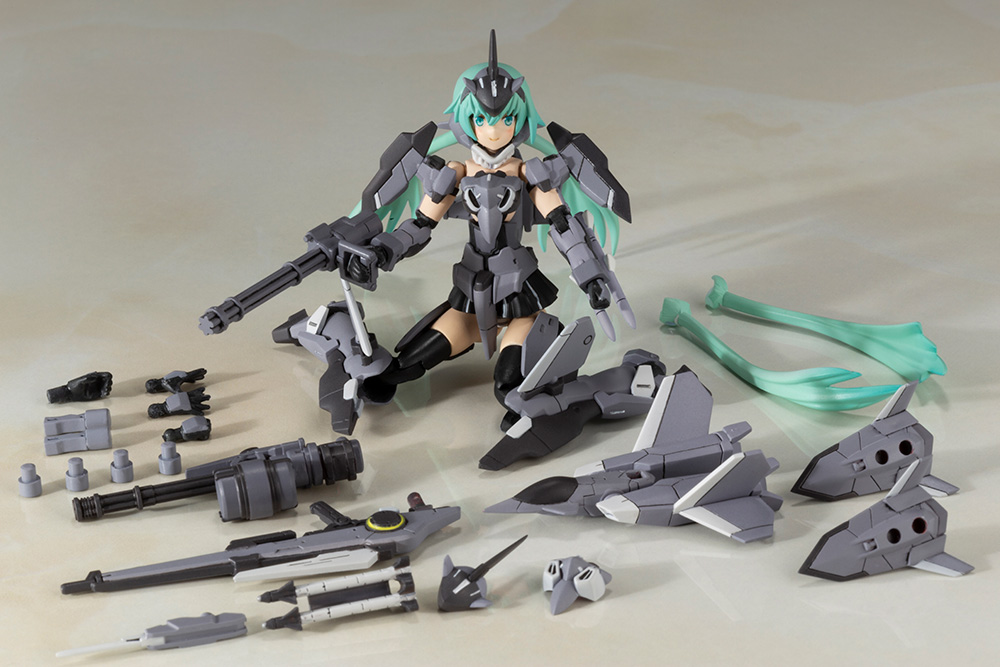 Frame Arms Girl Hand Scale Stylet XF-3 Low Visibility Ver