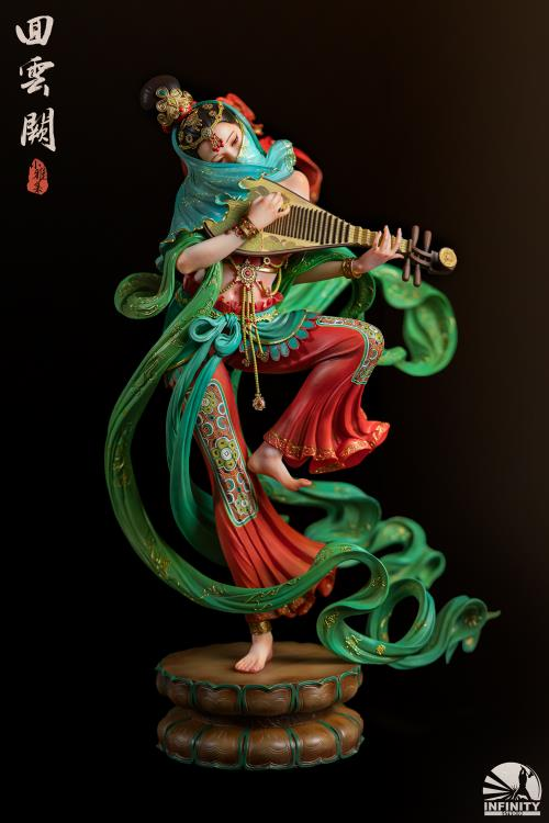 Elegant Beauties Dancer Of Cloud Palace 1 5 Scale Statue