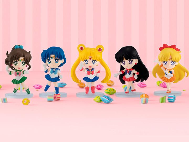 Sailor Moon Chibi Masters Sailor Jupiter Gallery Imagen 3