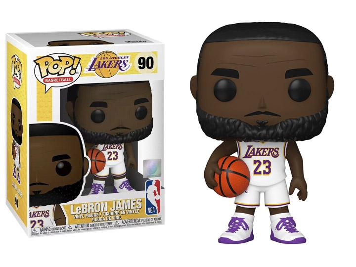 Pop! NBA: LA Lakers - LeBron James (Alternate)