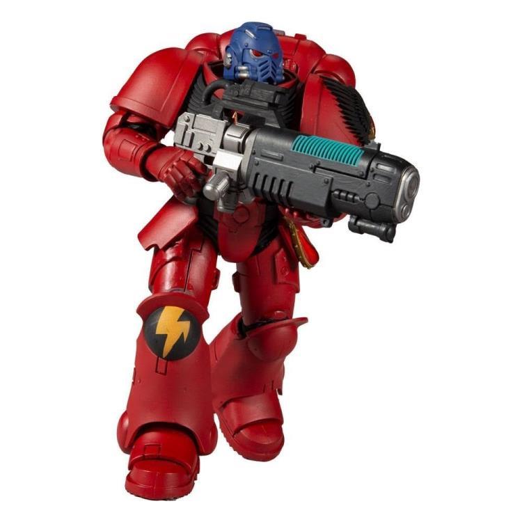 Warhammer 40,000 Ultramarine Primaris Hellblaster Action Figure Gallery Image 3