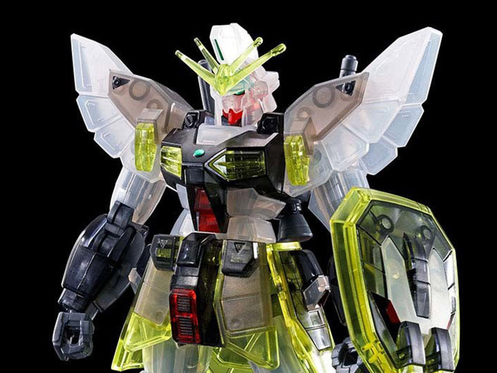 Gundam Hgac 1 144 Gundam Sandrock Clear Color Gunpla Expo Tokyo 2020 Exclusive Model Kit