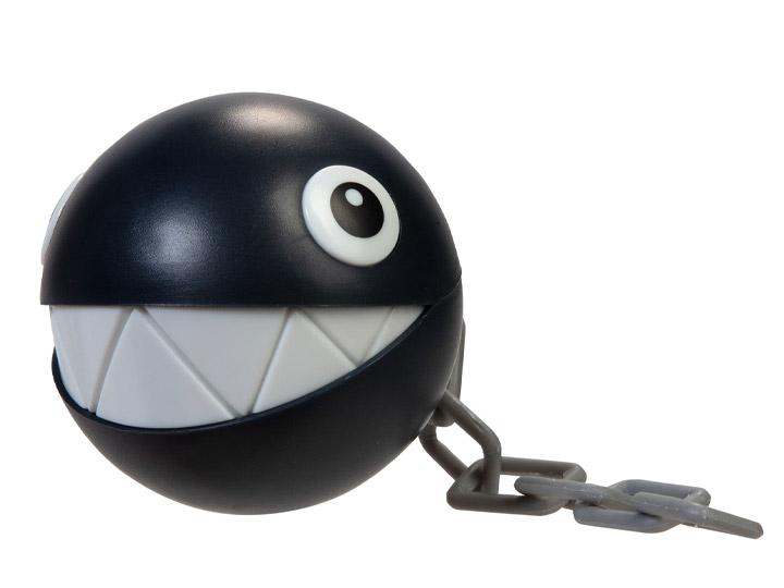 "World of Nintendo 2.50"" Chain Chomp Limited Articulation Figure"