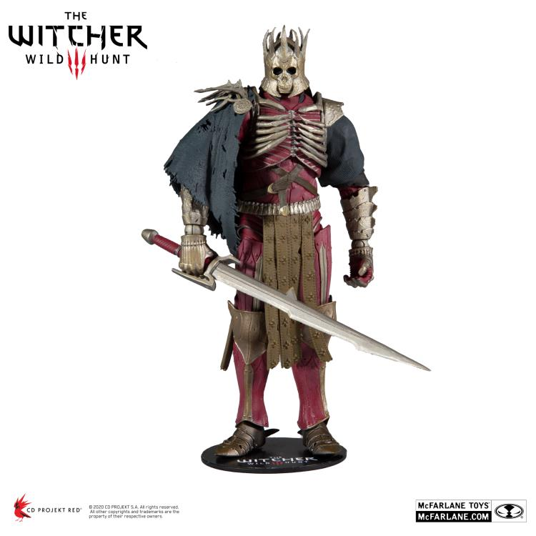 Figurine 17cm McFarlane Toys The Witcher III Wild Hunt Eredin Bréacc Glas